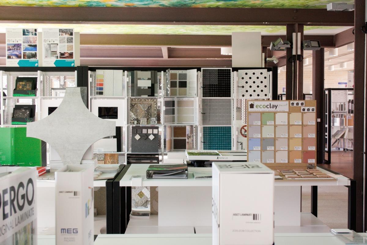 Galer a de materiales coam interipedia - Trabajo de arquitecto en espana ...